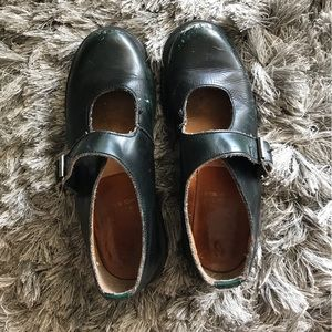 Vintage Dr Martens Mary Jane shoes loafers US 8